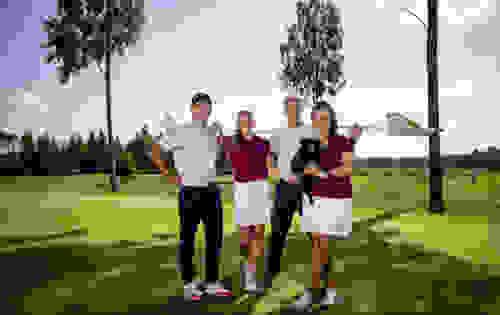 Tule koos meeskonnaga golfi proovima!